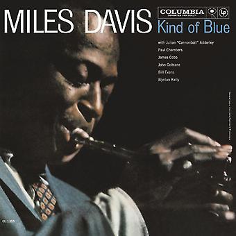 Miles Davis - typ av blå (Mono Vinyl) [Vinyl] USA import