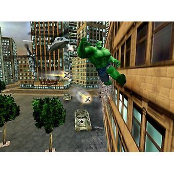 De uiteindelijke vernietiging van ongelooflijke Hulk (PS2)