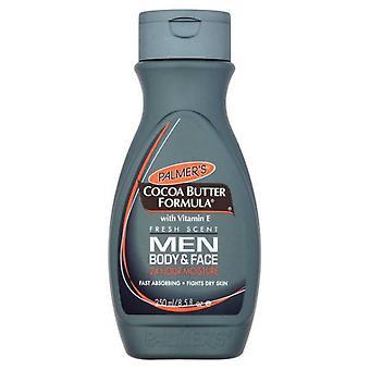 Palmer's Cocoa Butter Formula Men Body & Face Lotion 250ml