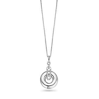Orphelia Silver 925  Necklace Zirconium  ZK-2769
