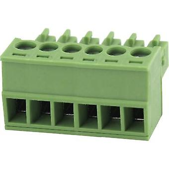 Degson 15EDGK-3.5-02P-14-00AH Pin enclosure - cable Total number of pins 2 Contact spacing: 3.5 mm 1 pc(s)