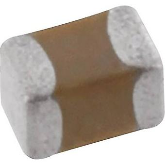 Kemet C0805C154K5RAC7800+ Ceramic capacitor SMD 0805 150 nF 50 V 10 % (L x W x H) 2 x 0.5 x 0.9 mm 1 pc(s) Tape cut, re-reeling option