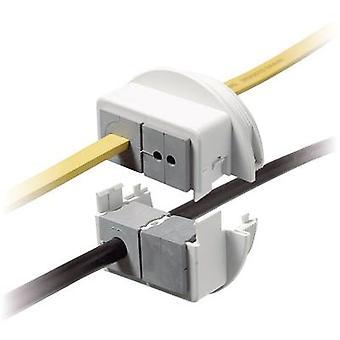 Icotek KVT 63/4 Cable grommet compartimentable Grey 1 pc(s)