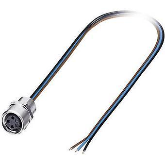 Phoenix Contact 1500350 SACC-E-M 8FS-3CON-M8/0,5 M8 Sensor / Actuator Receptacle Connector