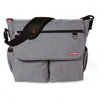 Nikidom Bolso Dash Heather Grey (Childhood , Diaper and changers , Stroller Bags)