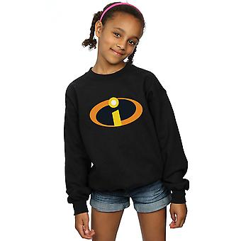 Disney meisjes de Incredibles 2 kostuum Logo Sweatshirt