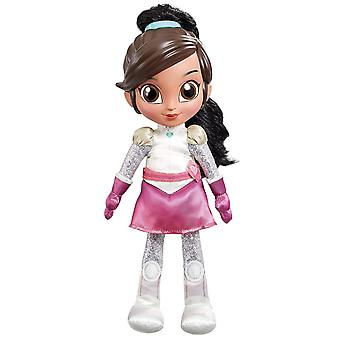Nella The Princess Knight 11288 Talk & Sing Knight Nella Soft Toy
