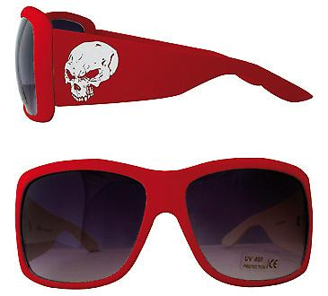 Waooh - Sunglasses 910 - Design Skull Destroy - Mount Color - Protection UV400 Category 3 - Sunglasses