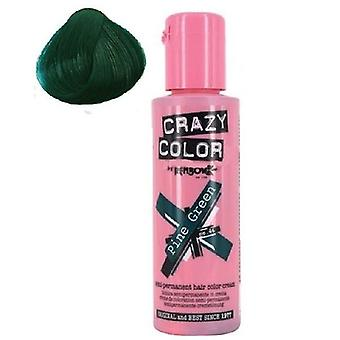 Crazy Color - Coloration fugace 100 ml pine green