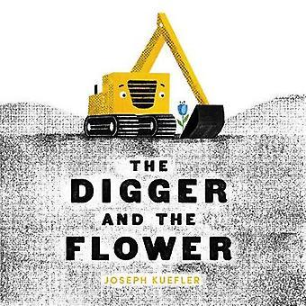 Digger og blomsten av Joseph Kuefler - 9780062424334 bok