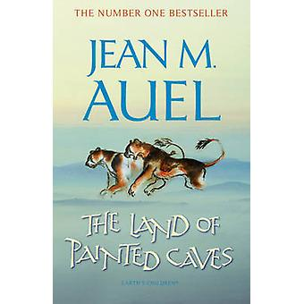The Land of Painted Caves by Jean M. Auel - 9780340824276 Book