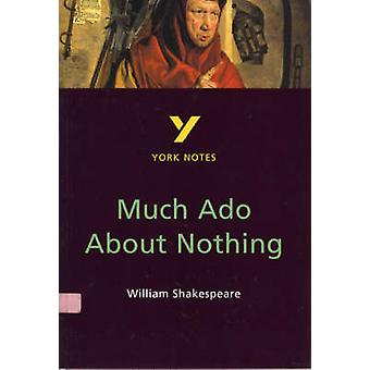 Much Ado About Nothing - York Notes for GCSE (2nd Revised edition) by