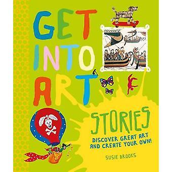 Entrer dans l'Art - histoires - Découvrez le grand Art et créer les vôtres! (Main
