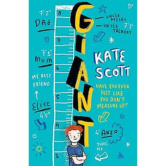 Giant - A Feel-Good Children's Book About Growing Up and Being Yoursel