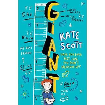 Riesen - ein Wohlfühl-Kinderbuch über aufwachsen und sich
