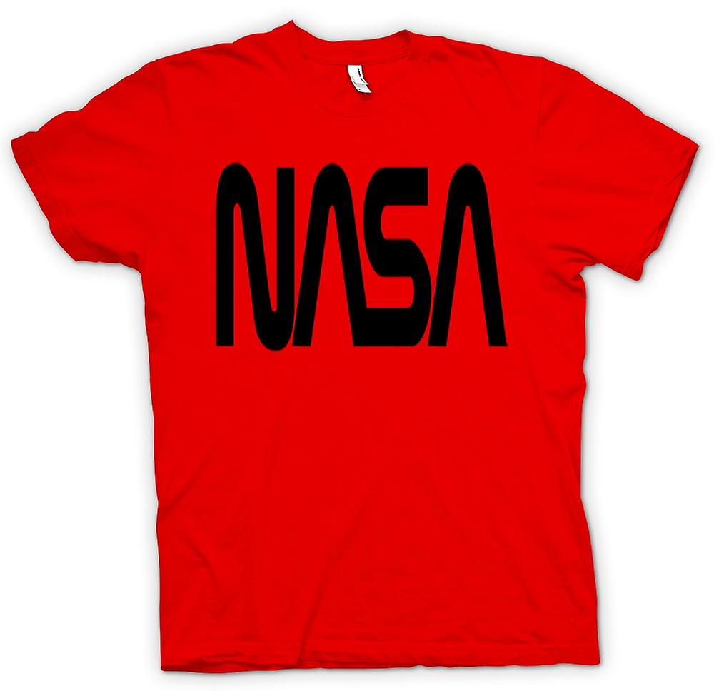 Mens t-skjorte - NASA Space Program - Sci Fi