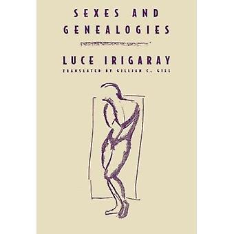 Kjønn og Geneologies av Luce Irigaray - Gillian C. Gill - 9780231070