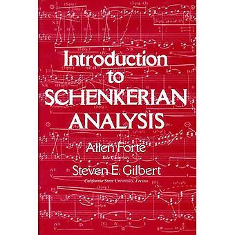 Introduction à l'analyse Schenkérienne - forme et le contenu dans la musique tonale