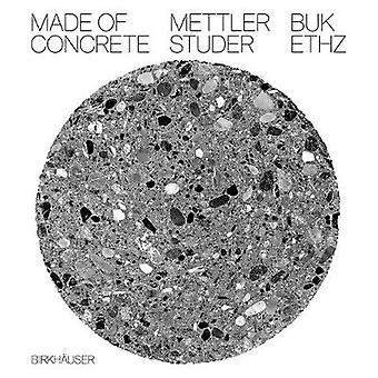 Made of Concrete by Made of Concrete - 9783035614459 Book