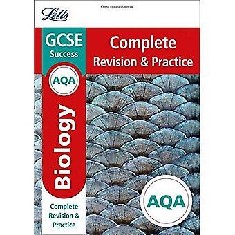 AQA GCSE 9-1 Biology Complete Revision & Practice (Letts GCSE 9-1 Revision Success)
