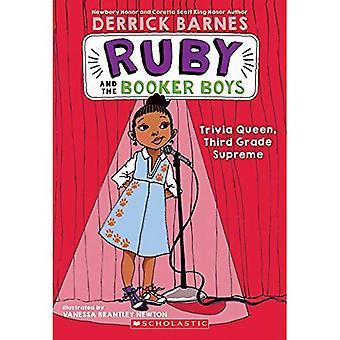 Trivia Queen (Ruby & the Booker Boys)