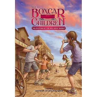 Mysteriet med den vilda väster banditen (Boxcar barn)
