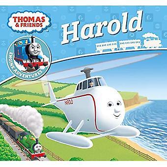 Thomas & amis: Harold (aventures de Thomas Engine)