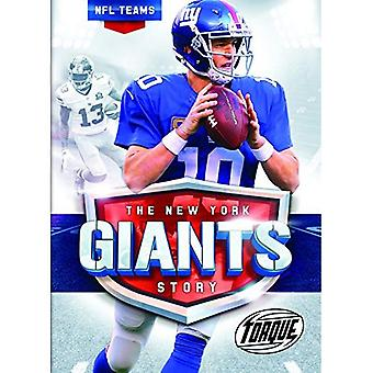 The New York Giants Story (NFL Teams)