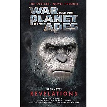 Guerre pour la planète des singes: révélations