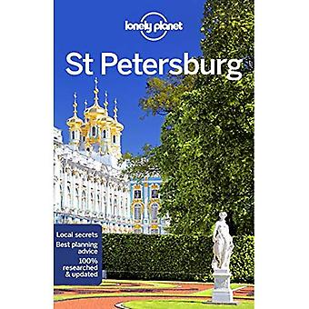Lonely Planet St Petersburg� (Travel Guide)