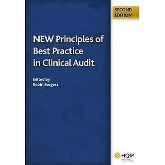 Nuevos principios de buenas prácticas en auditoría clínica