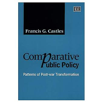 Comparative Public Policy : Patterns of Post-War Transformation