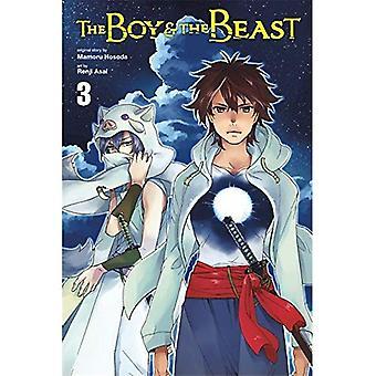 El niño y la bestia: Vol. 3: (Manga)