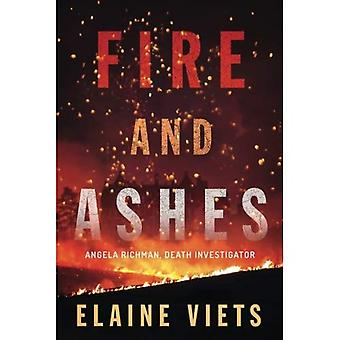 Fire and Ashes (Death Investigator Angela Richman)
