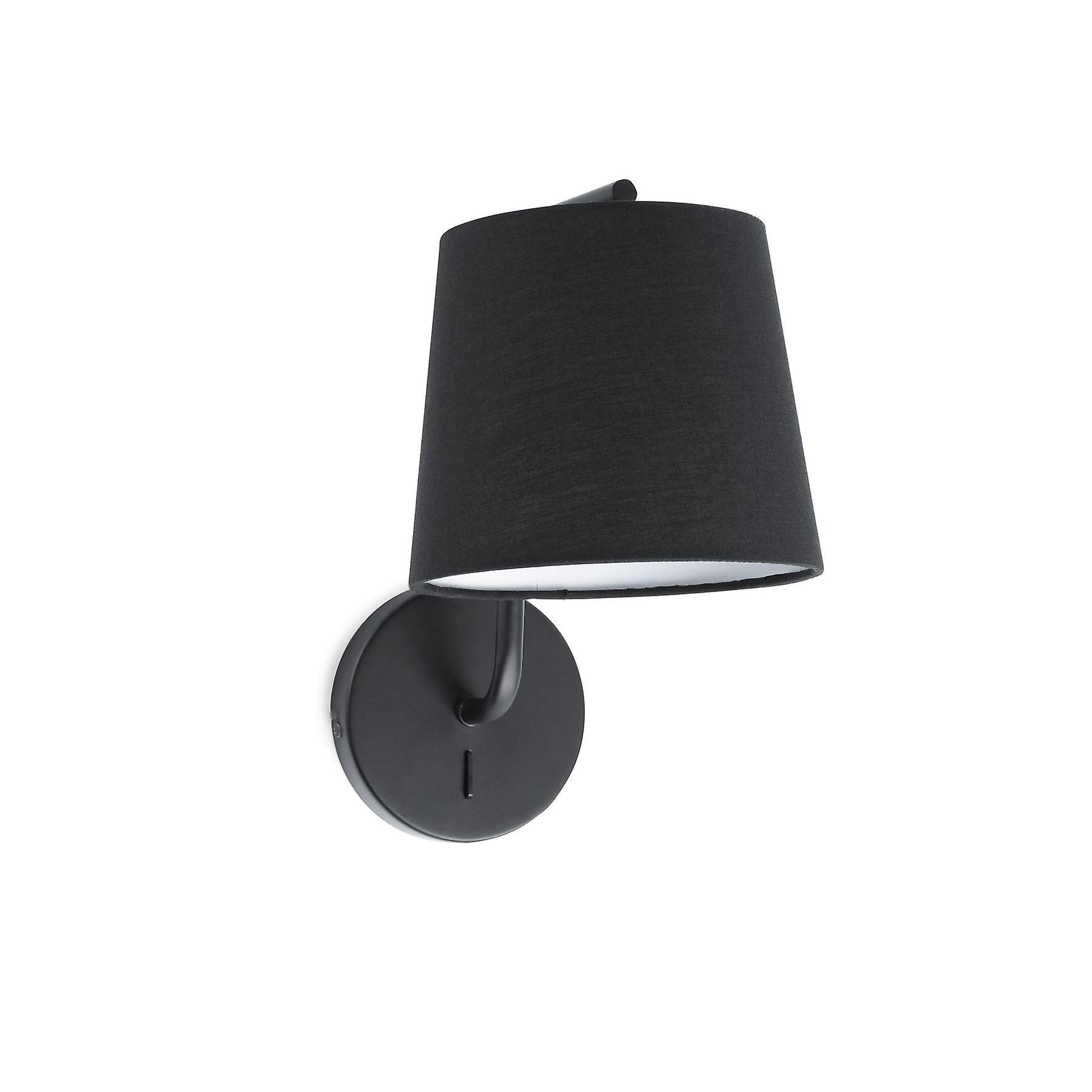 Faro - Berni noir Wall Lamp FARO29327