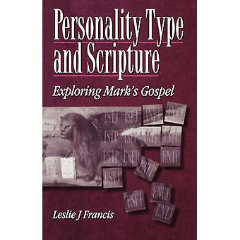 Personality Type  Scripture Mark by Francis & Leslie J.