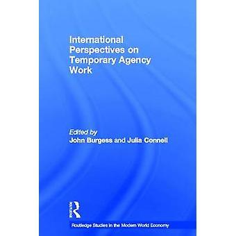 مناظير دولية بشأن عمل مؤقت برجس & جون