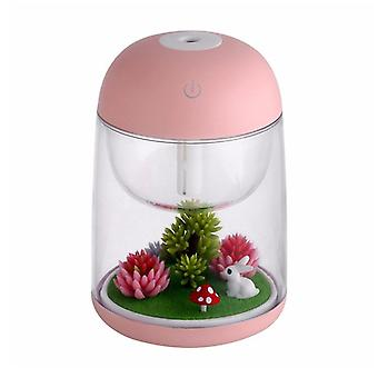Humidifier Miniature Landscapes-Pink