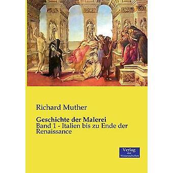 Geschichte der Malerei by Muther & Richard