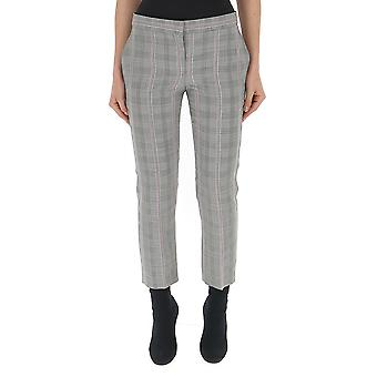 Alexander Mcqueen Grey Wool Pants