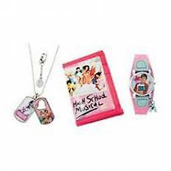 High School Musical Special Things Watch  Puse & Jewellery Gift Set ZR24436