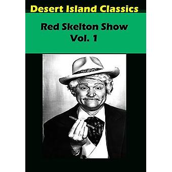 Red Skelton Show 1 [DVD] USA import