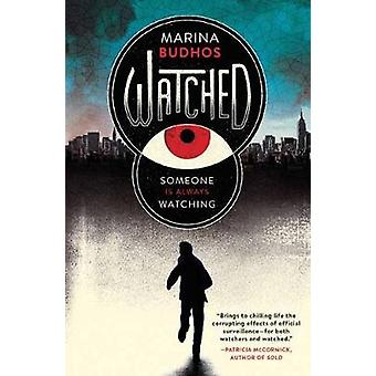 Watched by Marina Budhos - 9780553534214 Book
