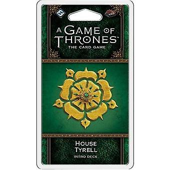A Game of Thrones LCG 2nd Edition - House Tyrell Intro Deck Card Game