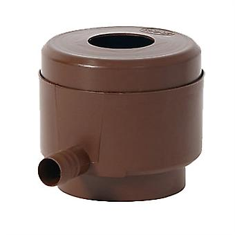 EcoGrid Water Butt Filling Device - Brown