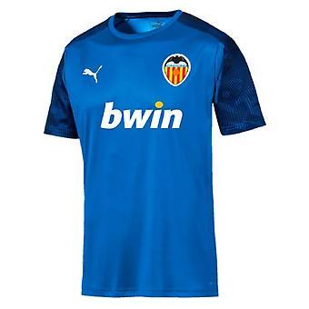 Maillot d'entraînement Valencia Puma 2019-2020 (bleu)