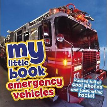 My Little Book of Emergency Vehicles