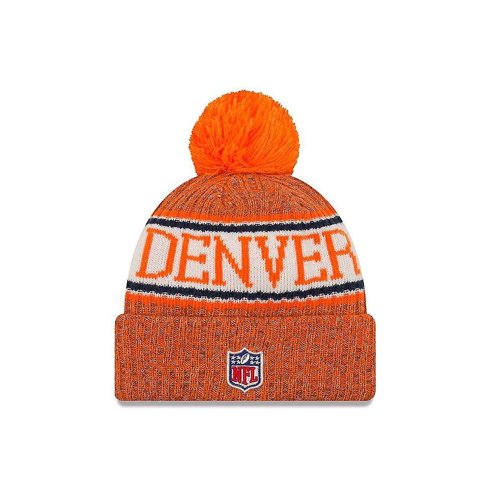 Uuden aikakauden Nfl Denver Broncos 2018 sivutoimisia Sport neulo
