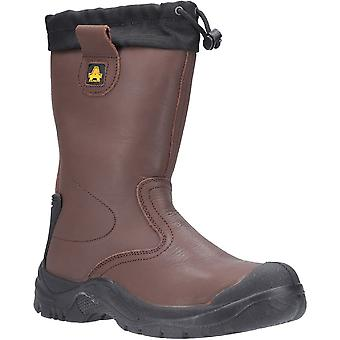 Amblers Safety Mens FS245 Antistatic Steel Toe Safety Boots