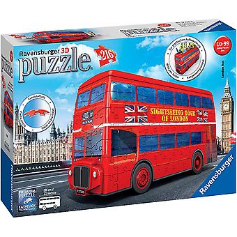Ravensburger London bus 216pc 3D puzzel